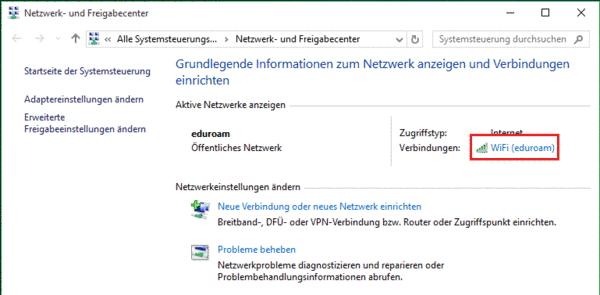 Konfiguration Windows 7 8 10